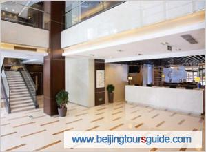 Lobby of Holiday Inn Express Beijing Temple of Heaven