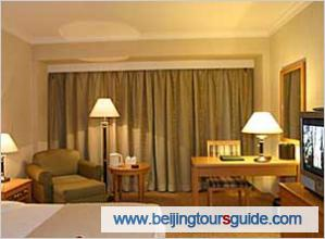 Room of Beijing Continental Grand Hotel