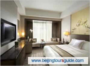 Room of Doubletree By Hilton Beijing