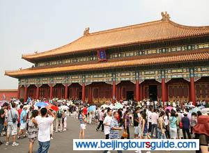 Hall of Supreme Harmony at Forbidden City