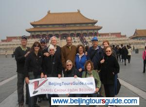 Our clients at Forbidden City