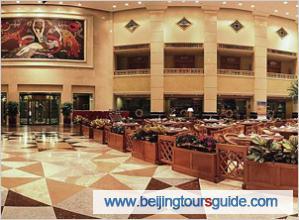 Beijing Xiyuan Hotel Lobby Of